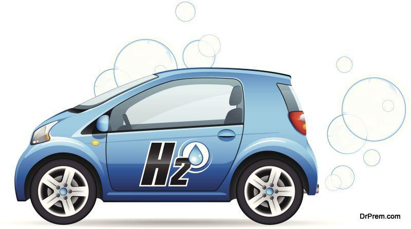Hydrogen car