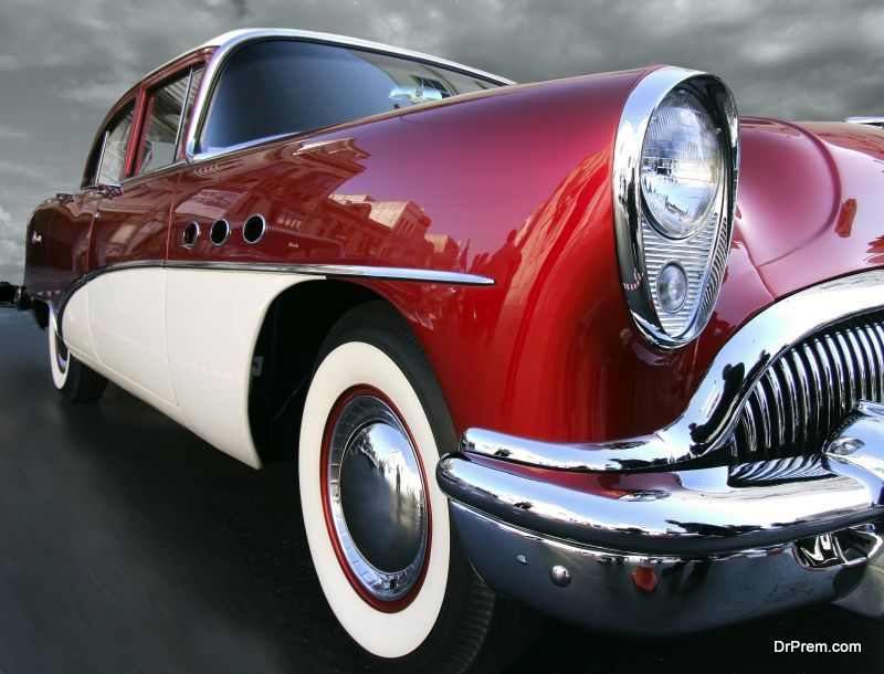 owning a classic car