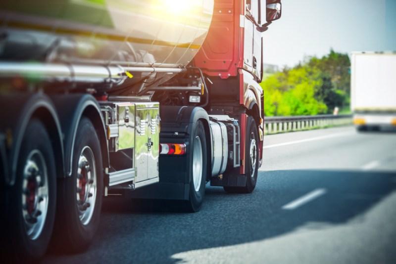 Avoid Large Trucks