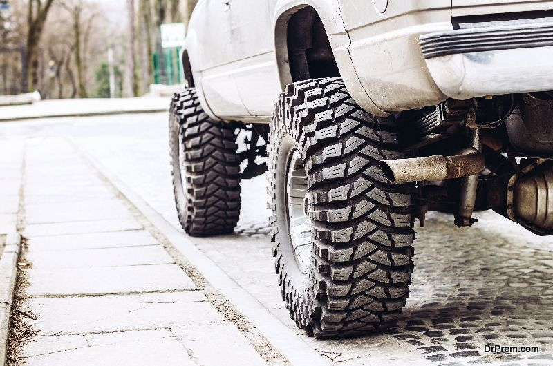 off-road vehicle modifications