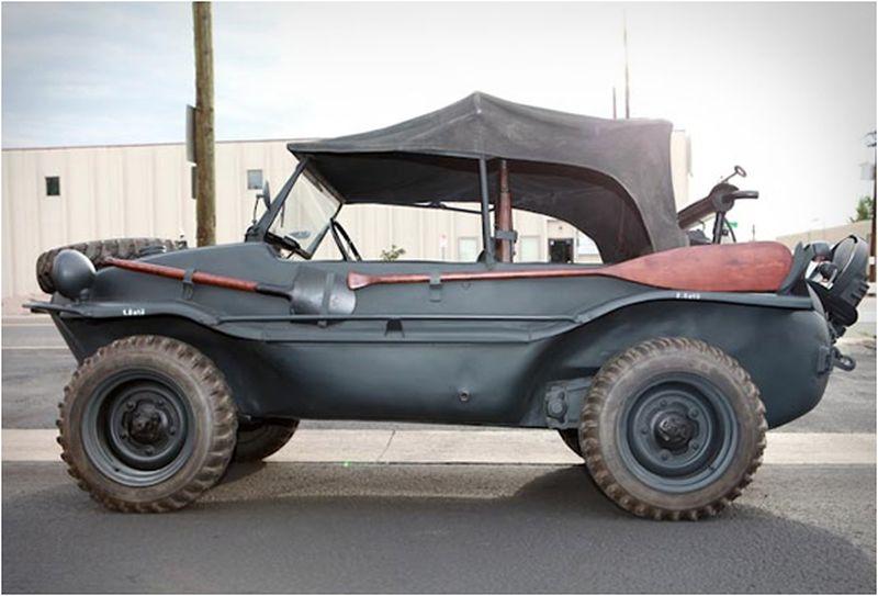 Volkswagen Schwimmwagen