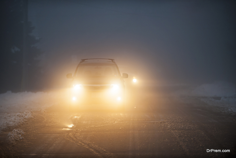 Having Fog Lights on Your Car