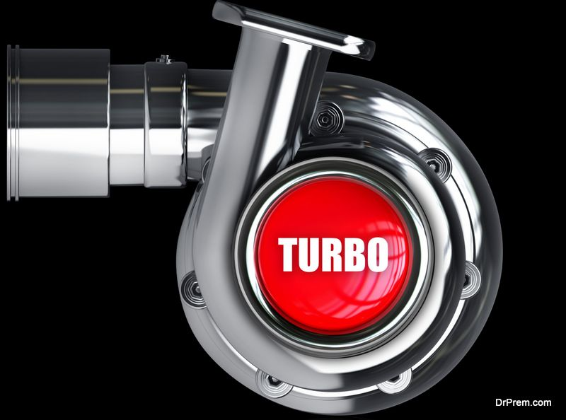 Turbo-engine