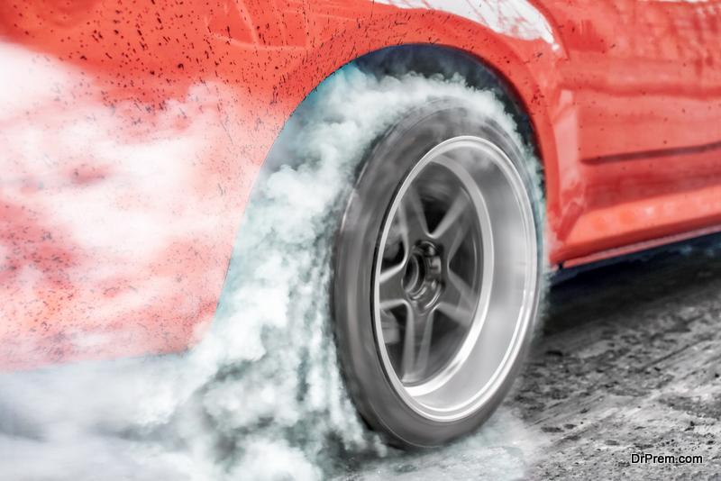 Nitrous oxide in car