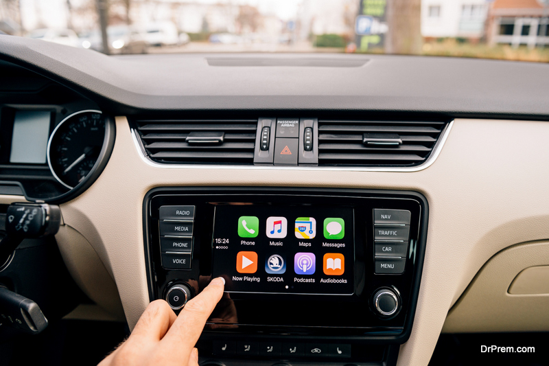 Carplay Head Unit