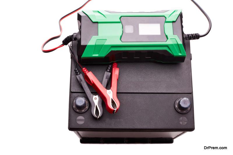 Battery Testing in EV Cars