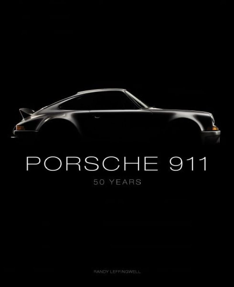 Porsche 911 50 years Hardcover book