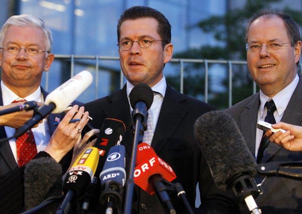 Ministros Alemanía