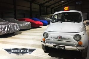 Car Storage Security, Alarm and CCTV | Auto Classica Storage Ltd