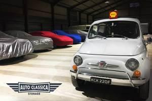 Classic Car Storage - Auto Classica Storage