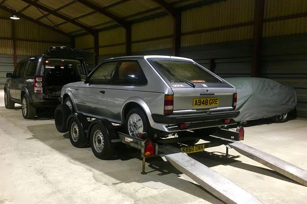 MK1 Astra GTE Vauxhall
