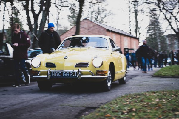 Bicester Heritage Sunday Scramble | VW Karmann Ghia