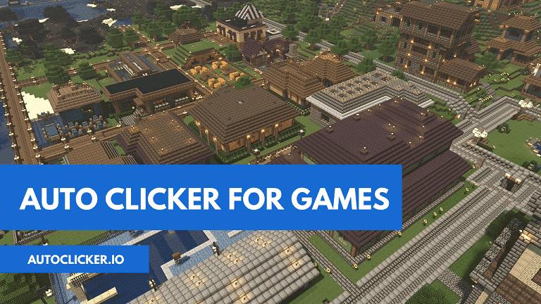 Auto Clicker for Games