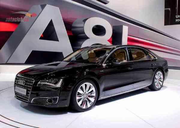 Мнения владельцев Ауди А8 и технические характеристики седана