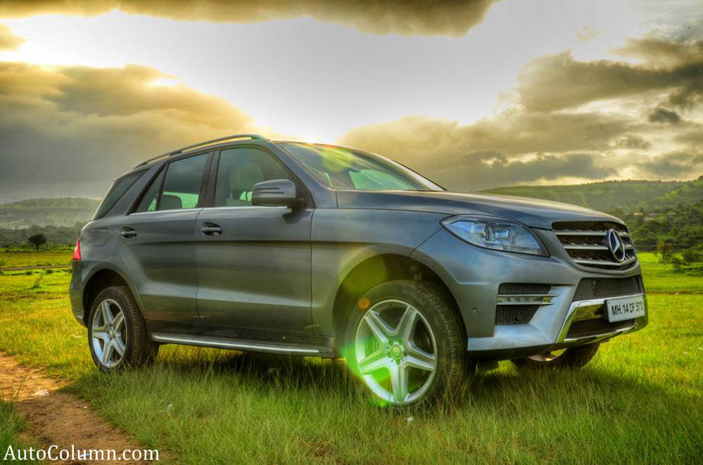 2013 mercedes benz ml 350 cdi review autocolumn