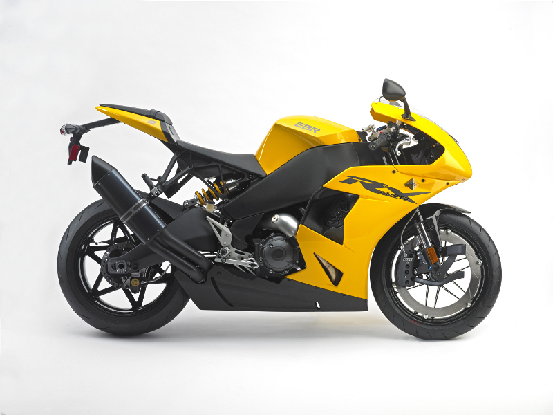 EBR 1190 RX in yellow