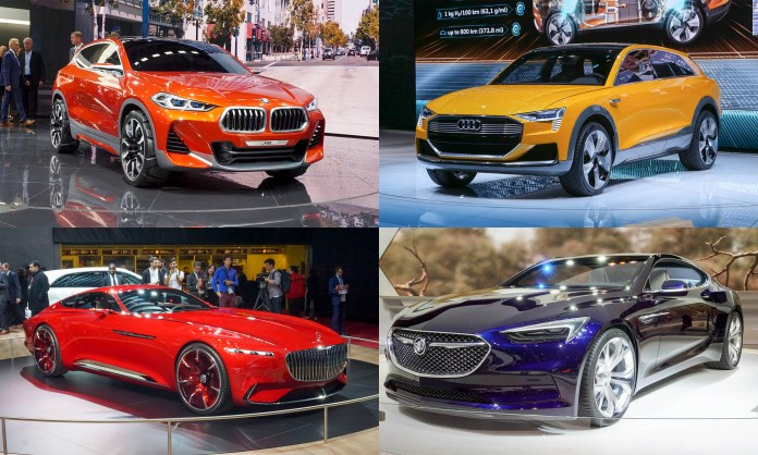 top concept cars of 2016 » autonxt