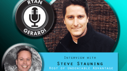 Steve Stauning, Author