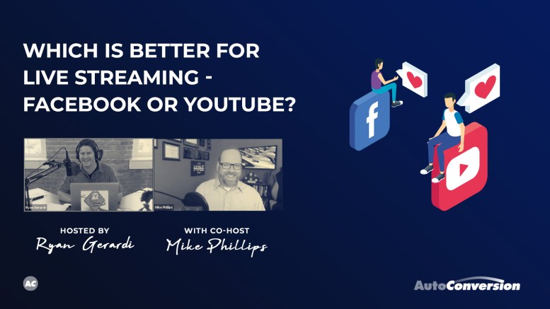 Live Video Streaming: Facebook or YouTube?