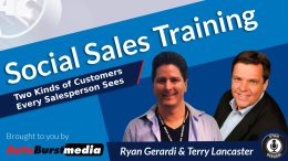 Automotive Sales Training - Terry Lancaster - Social Selling