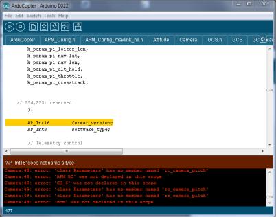 Erro de compilação por incompatibilidade de biblioteca