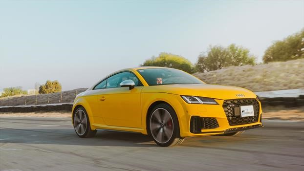 Audi TTS 2020 - frente