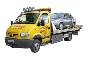 Autocraft recovery can handle anything from a motorbike to a motorhome.