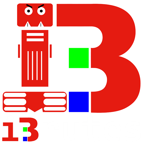 iBrutes Media credits logo