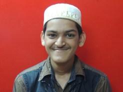 Huzaifa Bhabrawala 1st Rank