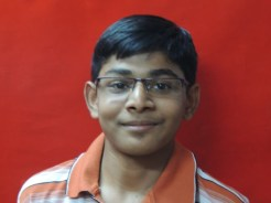 PARTH VORA 9th Std B batch 3rd Rank