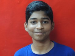 VEDANT GIRI 9th Std B batchI 1st Rank