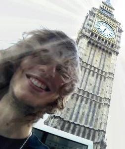 Boom! Eccomi a Londra :)
