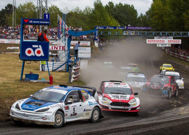 Autocross Arteixo Campeonato de España
