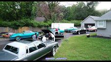 Donks! Carros americanos com rodas grandes