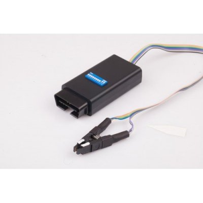 VAG CLIP UDS key programmer supports the Immo IV (non MQB) VW / Seat / Skoda cars with UDS dashboard