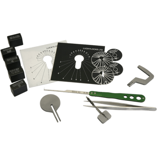 Abloy Locks Pick Decode Tools by Luckylocks EU