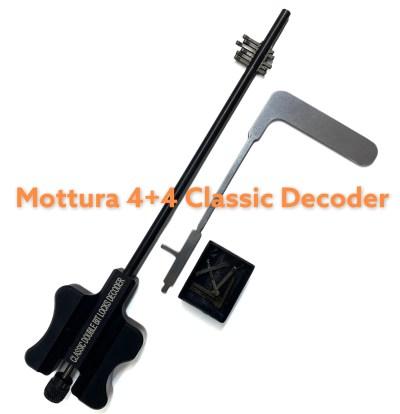 Mottura 4+4 classic decoder