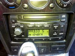 Mondeo CD player