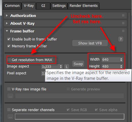 Solved: High resolution render - Autodesk Community