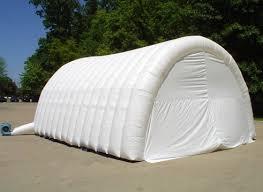 Inflatable Mobile Garage Workshop Pic 3