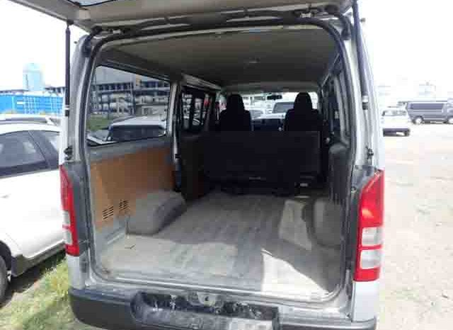TOYOTA HIACE LONG DX full