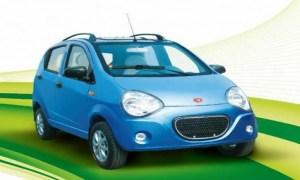 Fulu electric car(E5)