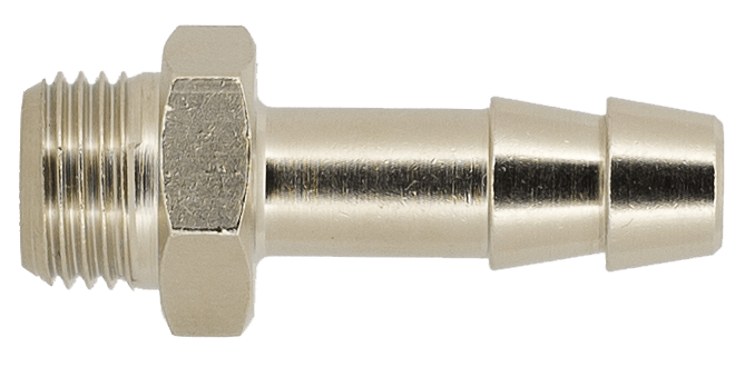 7 mm Hose Barb Adapter for Quick Coupling