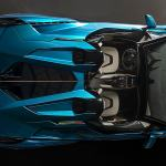 Lamborghini Sian 2021 Roadster Photos