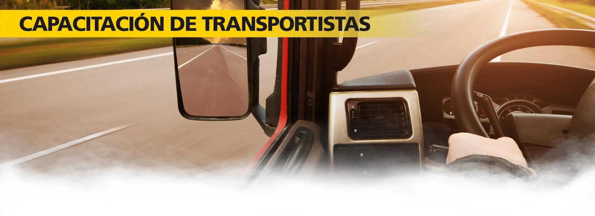 curso de capacitación de transportistas autoescuela gala