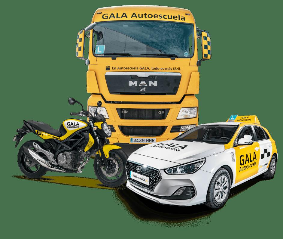 imagen-coche-moto-camion-bloque-cursos-online-autoescuela-gala
