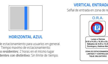 """LA ZONA AZUL, ¿ES SIEMPRE AZUL?: 6 ZONAS """"ORA"""" EN VALLADOLID"""