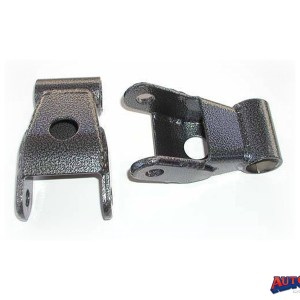 """Fabricated Shackles for 2 1/4"""" , 2 1/2"""" , 3"""" Wide Spring"""
