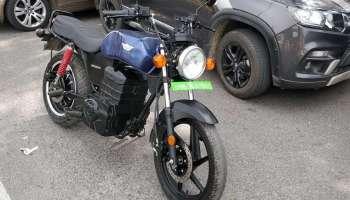 One Electric Kridn Blue electric bike