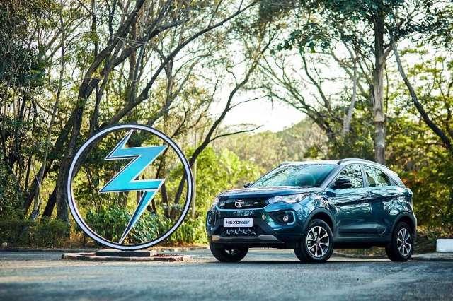 Tata Nexon EV electric cars